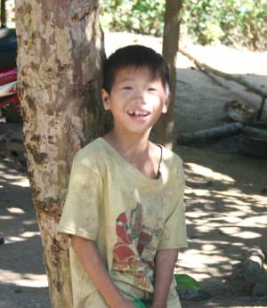 Young Boy in Lien Sang
